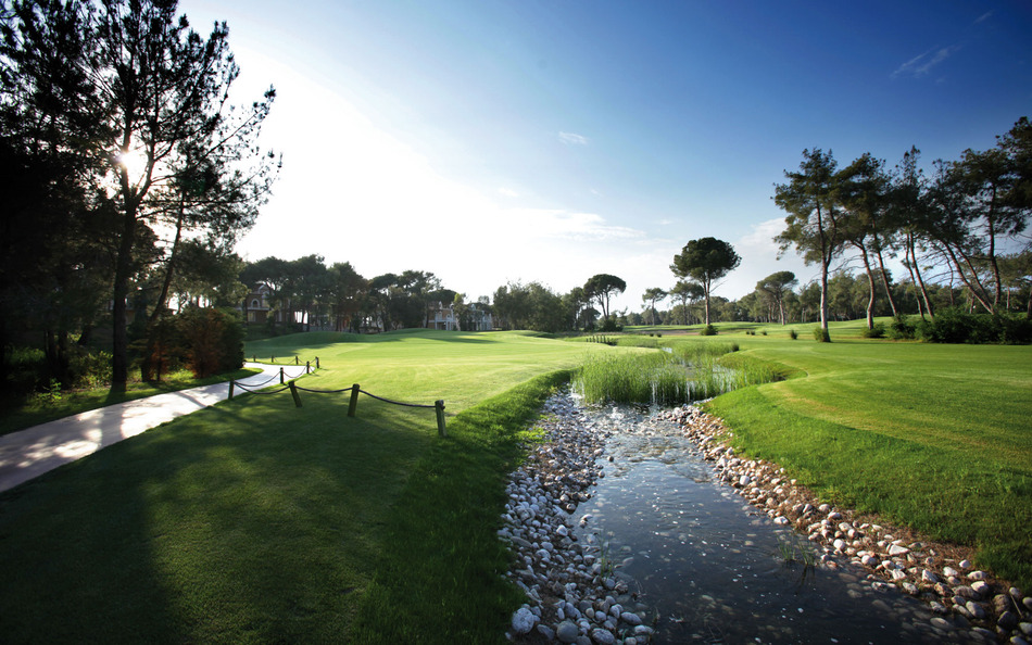 Montgomerie Maxx Royal in Turkey - The Top 10 Best Golf Courses in Europe