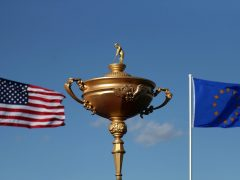 The Ryder Cup, a golf event featuring pure spectatorship